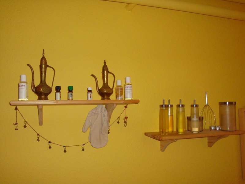 Massage Öle